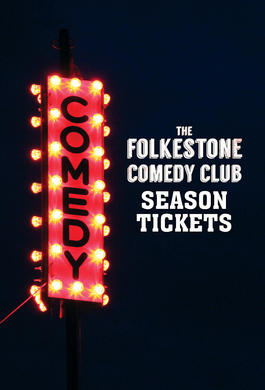 Folkestone Comedy Club November Show! - Buy Tickets